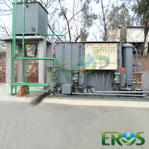 Residential Colonies Sewage Treatment Plant