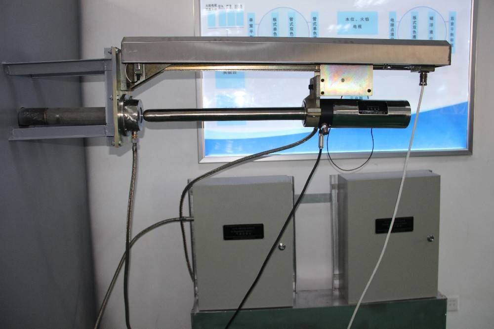 Endoscopic Flame TV