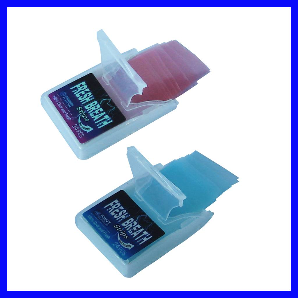 Oral Dissolving Film Refresher 24 PCS