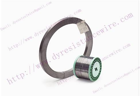 Resistance wire Thermocouple alloys and cables