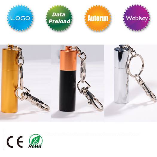 Battery USB Flash Disk