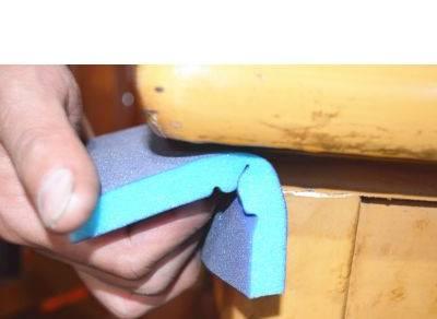 sanding block best quality  abrasive  sanding sponge