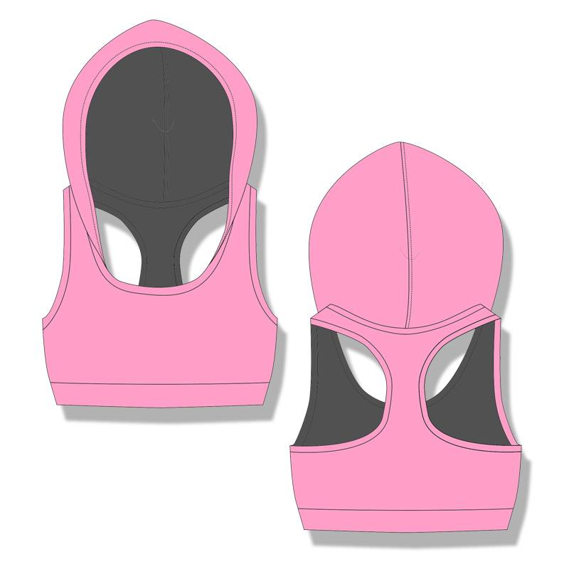 Cheap Wholesale Women's Fashionable Yoga Padded Workout Sports Bra