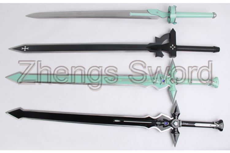 sword art online replica sword