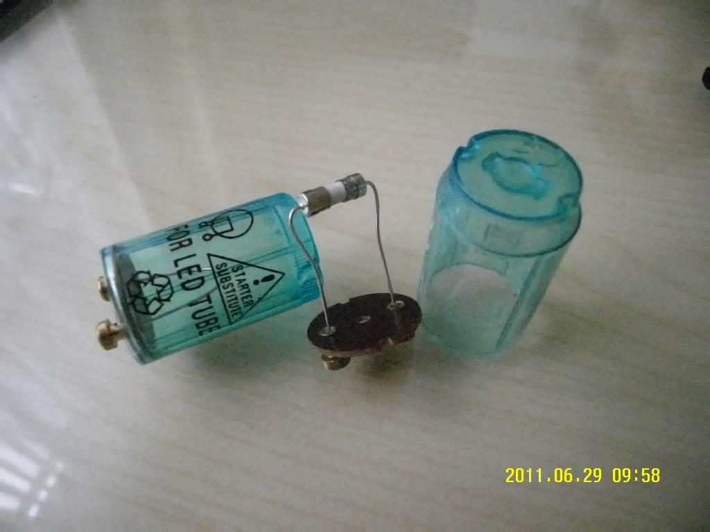 0.5A/1A/2A LED TUBE STARTER