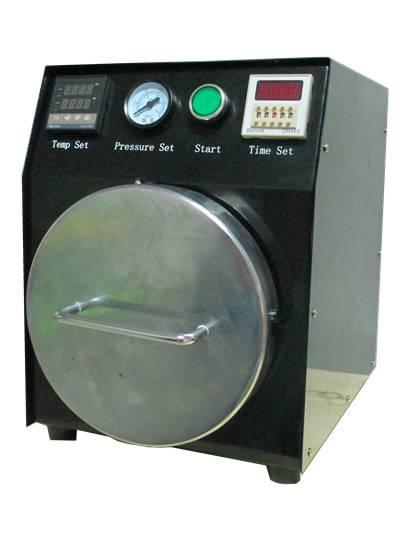 2015 Mini cooker Style Autoclave Machine,OCA refurbishing machine for screen
