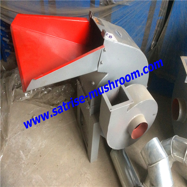 Farm crops cutter and crusher machine, hay cutter and crusher