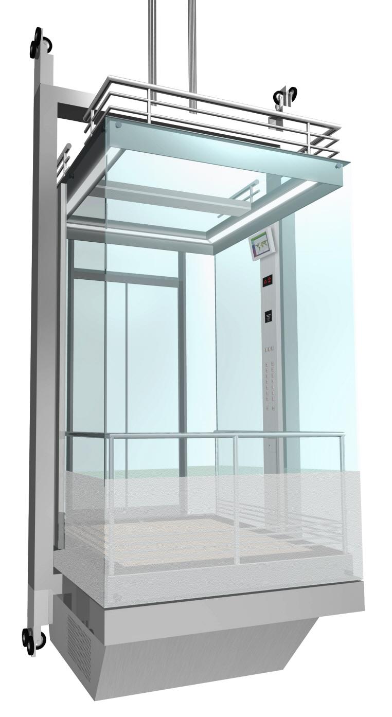 Nude Elevator - I-Elevator Co., Ltd