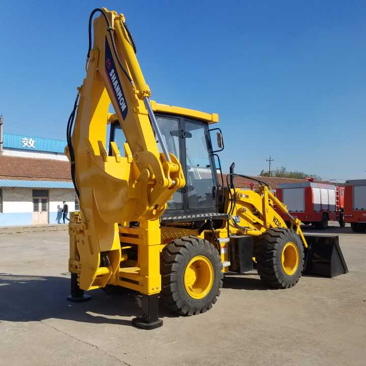 WZ30-25 Backhoe wheel loader
