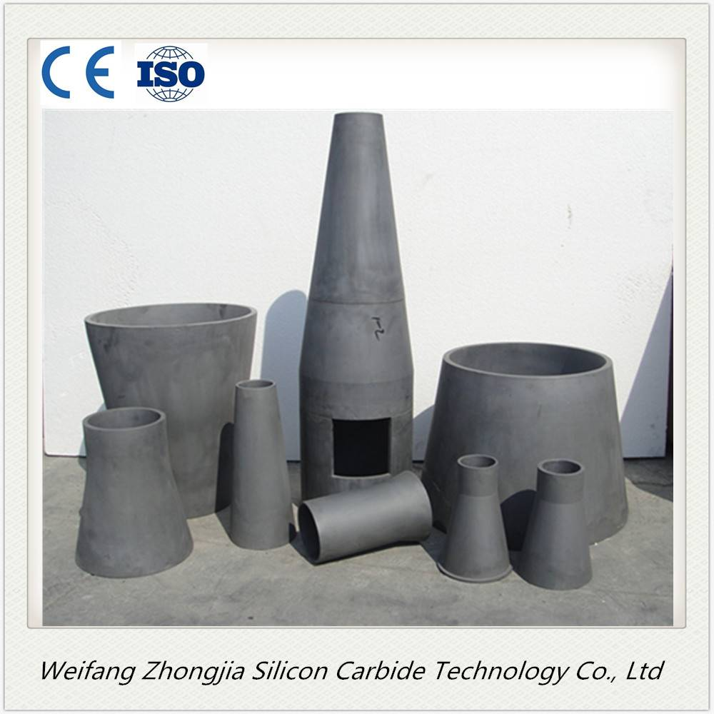 sisic ceramic bush with high wear resistance