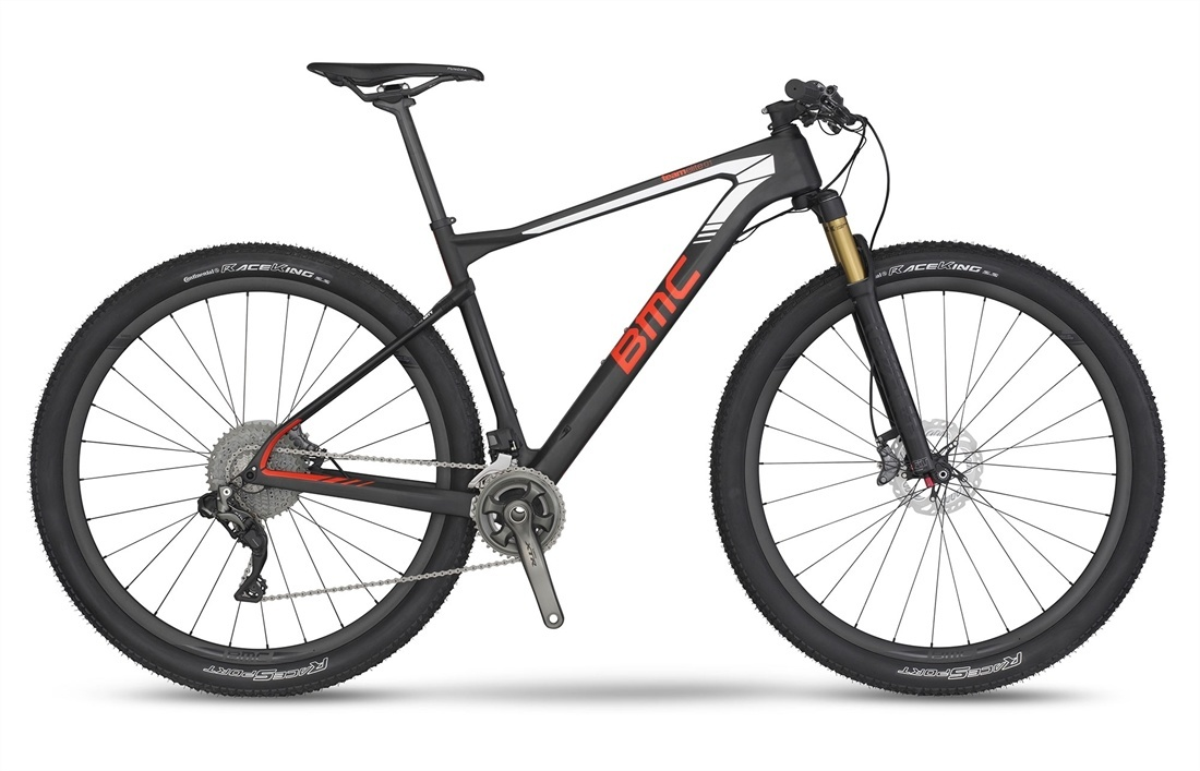 2016 BMC Teamelite 01 XTR Di2 Bike