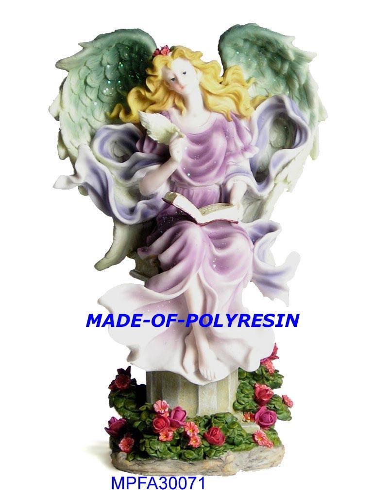 resin fairy, polyresin angel, fairy figure,fairy crafts