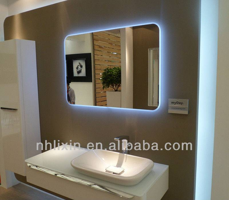 Model Of Mirrors For Baths