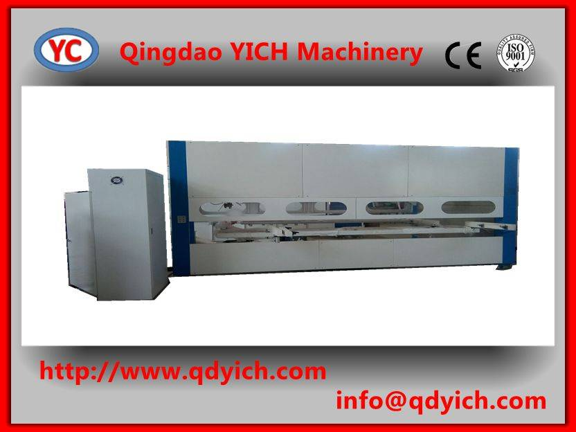 YICH-2500D 5Alxis CNC spray paint coating machine
