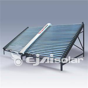 Vertical Project Solar Collector