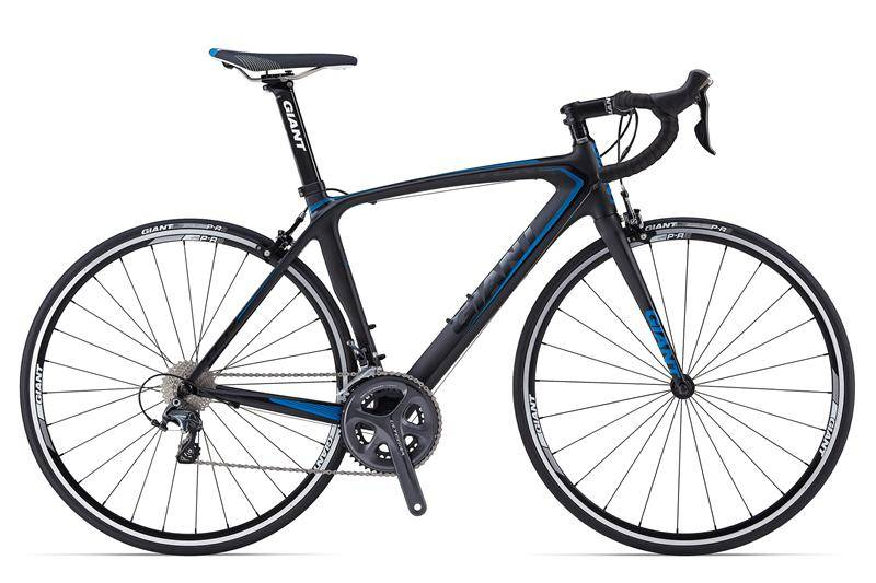 Giant MEN On-Road Performance Race TCR Composite 1 Bicycle Bike