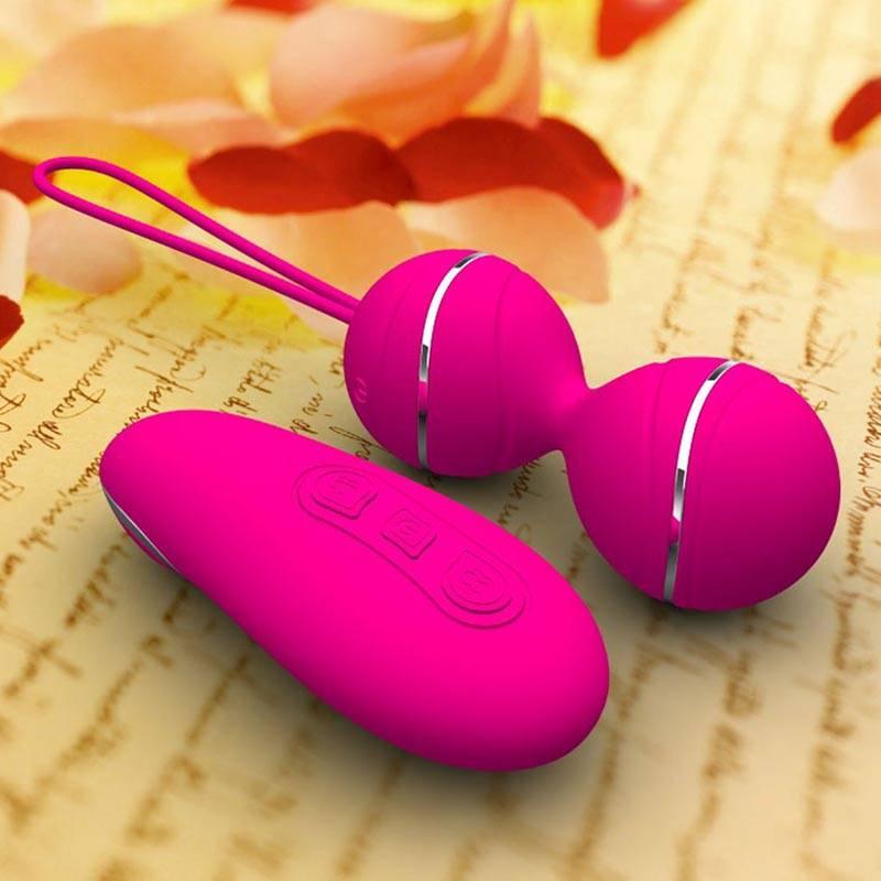 Wireless remote control vibrator eggs sex toys for women