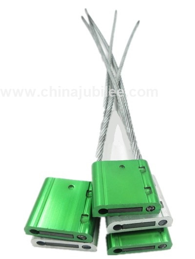 C104 high security cable seal 5.0mm C-TPAT complaint ISO 17712 tamper proof tamper evident container