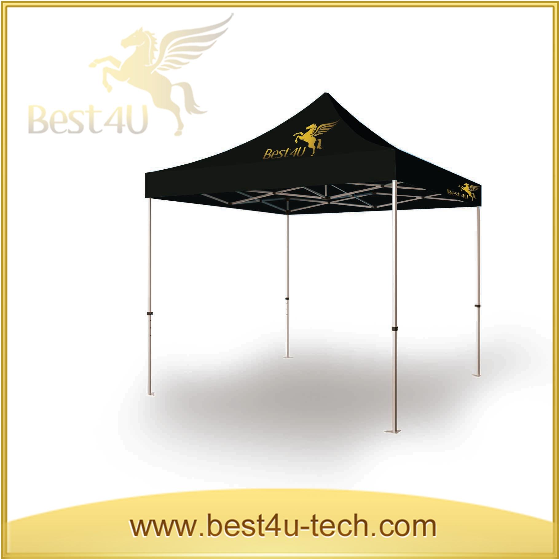 600D Oxford Custom Printing Pop Up Advertising Waterproof Tents