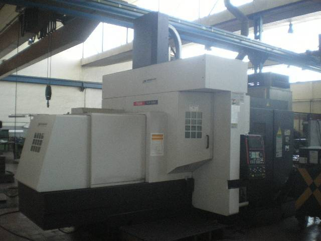 Vertical mechanizing centre Mazak