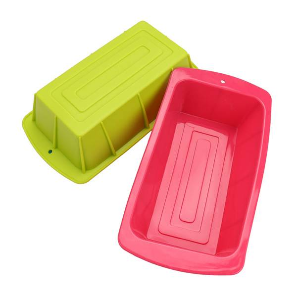 China silicone product silicone kitchenware supplier Silicone cake molds