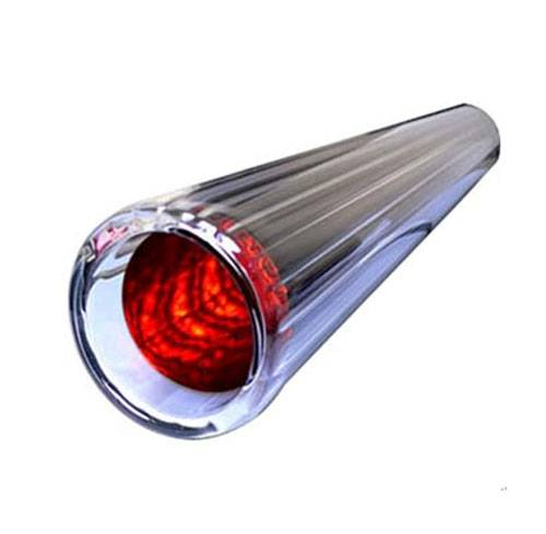Low Pressure Solar Water Heater Three Target Evacuated Tube (Solar Energy Collector Vacuum Tubes)