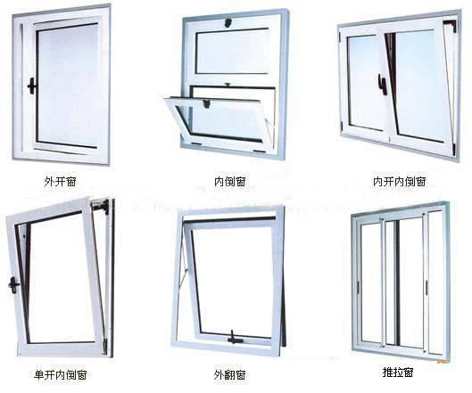 Aluminum profile or Aluminum Windows