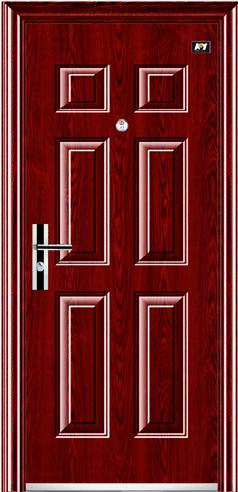 commercial exterior steel doors