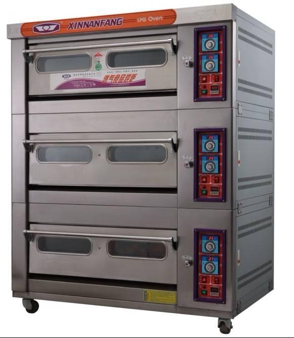 Standard gas deck oven YXY-60AZ