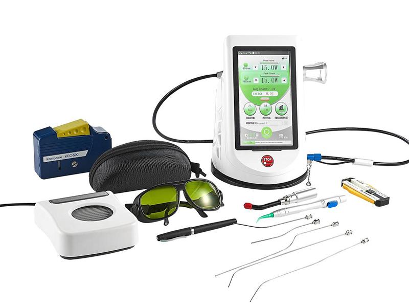 Berylas GaAIAs Diode Dental Laser Whitening Machine