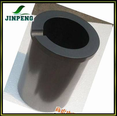 Graphite crucible for jewelry and gold