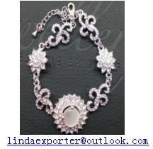 fashion 925 silver bracelet