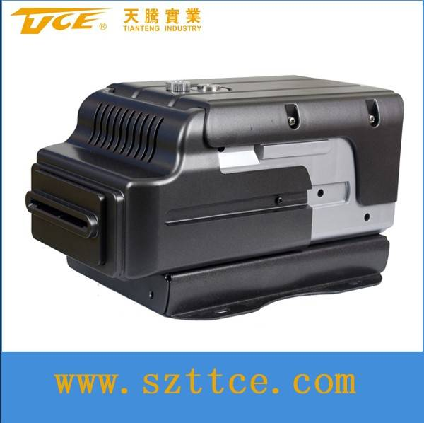 EMV vending motorized magnetic/ic/rfid card reader writer