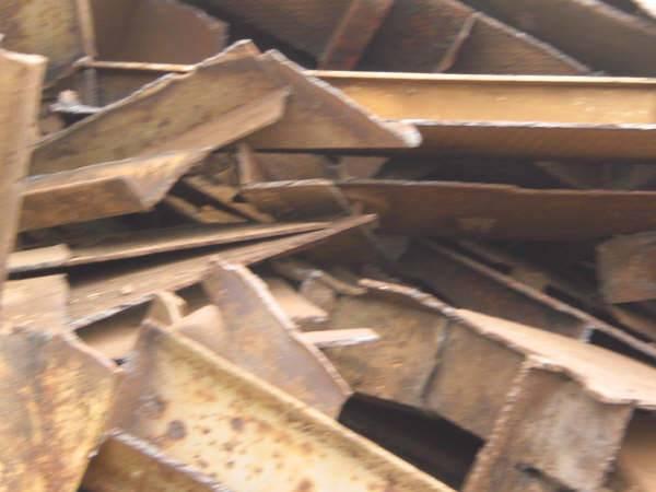 Metal Scrap, Shredded scrap ISRI 211, HMS 1&2