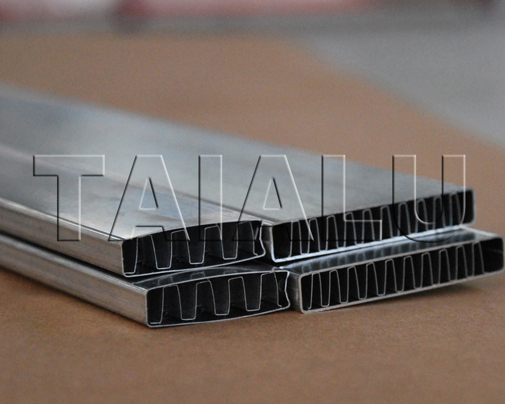 High Frequency Welded Auto Intercooler Tube