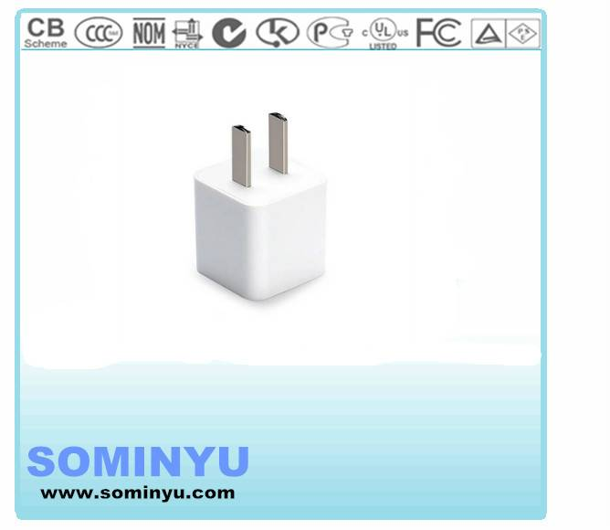 High Quality single usb 5V2A power adapter