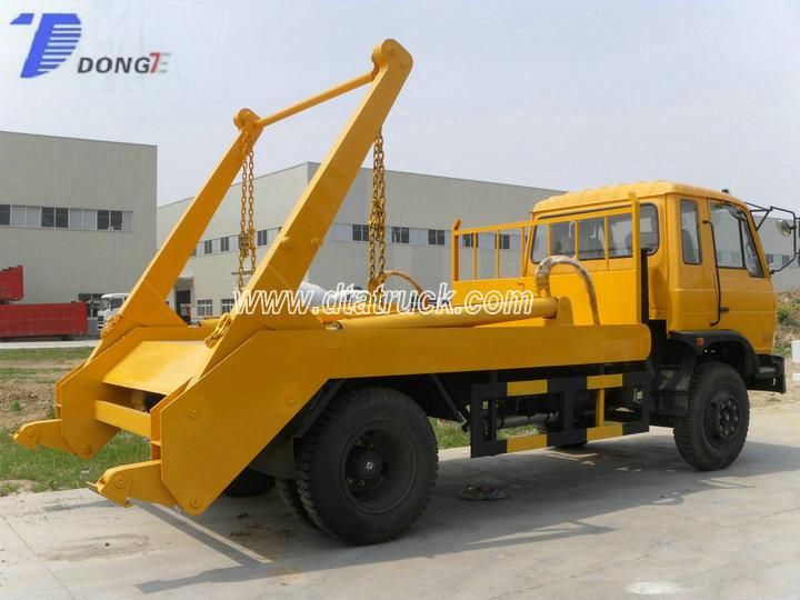 DTA Skip Loader  garbage truck