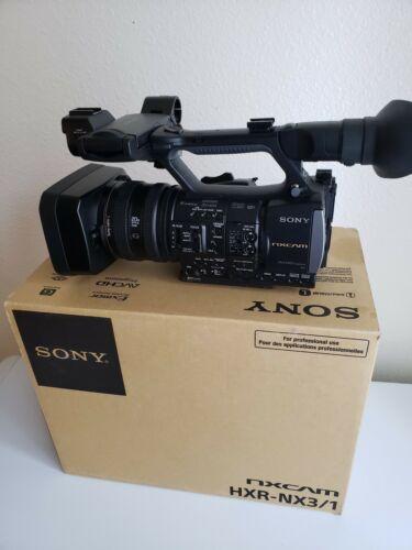 Sony HXR-NX3/1 Camcorder - +14704086638