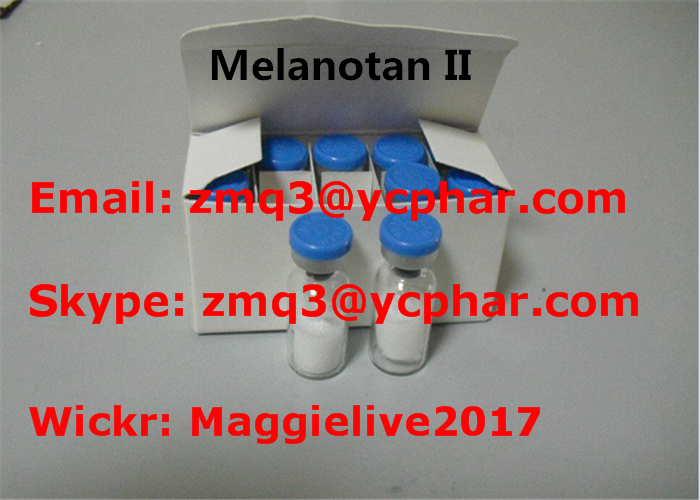 CAS121062-08-6 Peptide Hormones Bodybuilding Mt -2 / Melanotan - II / Mt - II Powder To Lose Weight