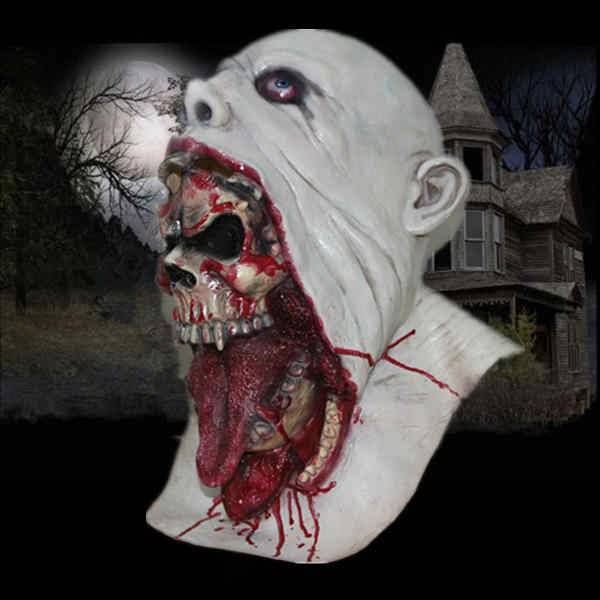 X-MERRY Charlie Mask Latex Mask Halloween Mask