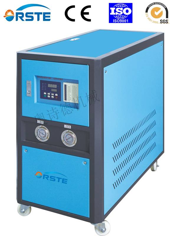 Plastic Cooling Machine Water-cooled Industrial Chiller