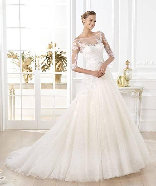 TOP QUALITY WEDDING DRESSES IN GUANGZHOU CHINA N7856