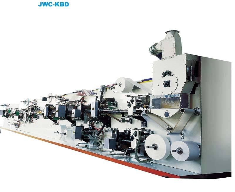 Quick-easy Packing Sanitary Napkin MachineJWC-KBD