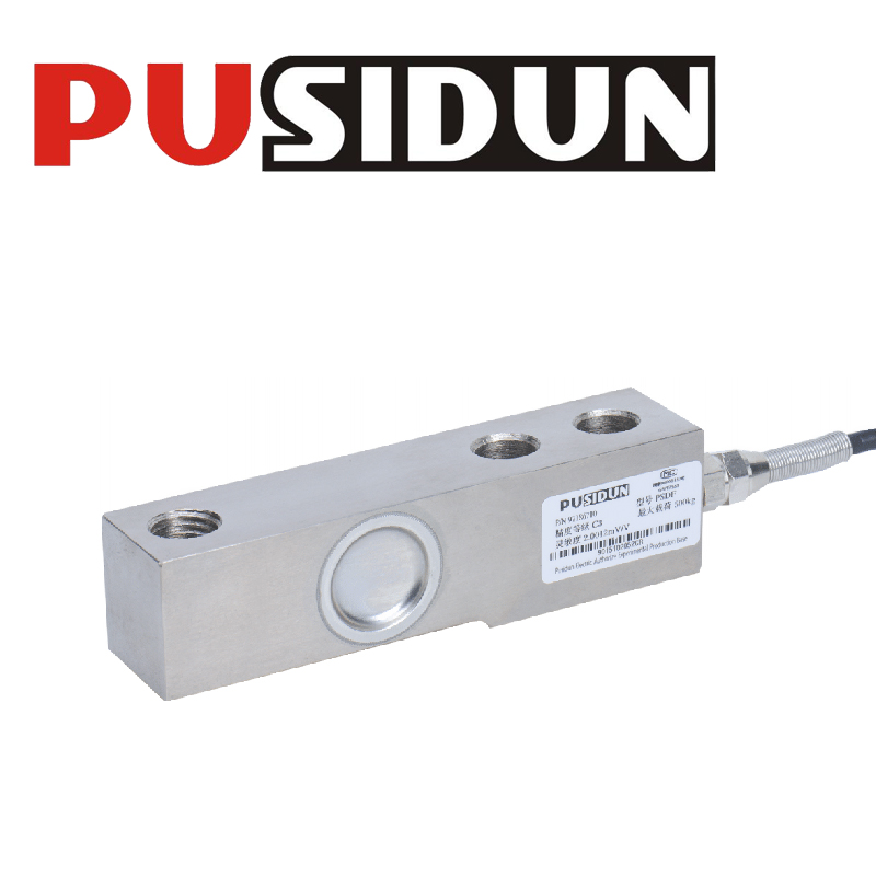 Compression Single Ended Load Cell 500kg~3000kg PSDF