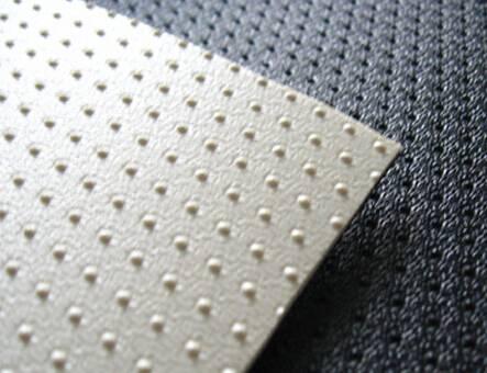 anti-skid point HDPE geomembrane,textured geomembrane sheet