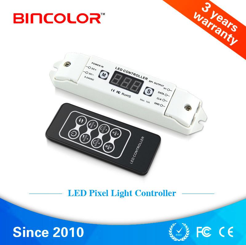 BC-201 LED pixel light RGB/RGBW controller