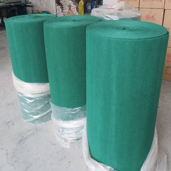 scouring pad/industrial scouring pad in roll