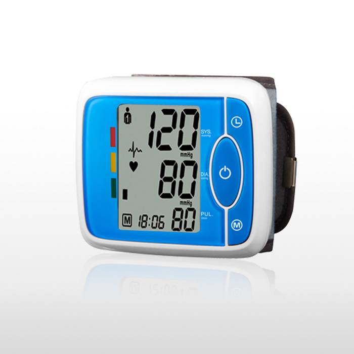 A-BP189 automatical wrist blood pressure monitor