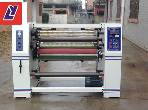 YL-215  High speed Stationery tape slitting machine