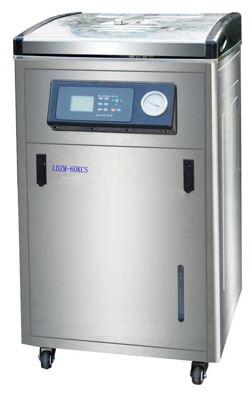 LDZM-40KCS Intelligent Stainless Steel Vertical Pressure Steam Sterilizer
